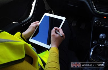 tips to passing driving test uk